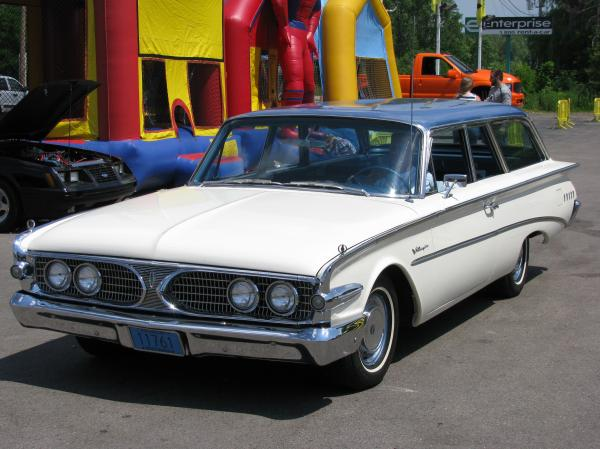 Edsel Villager 1960 #1