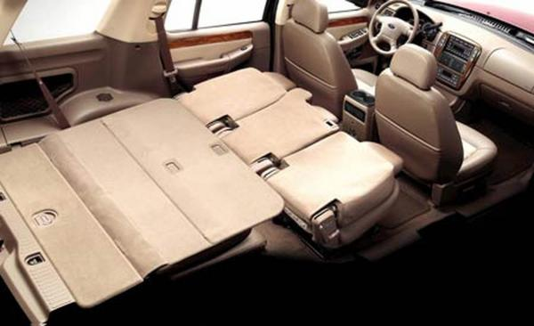 Elaborated & Sophisticated ford 2005 Explorer Sport Track