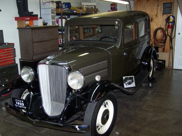 Essex First Series 1930 #4