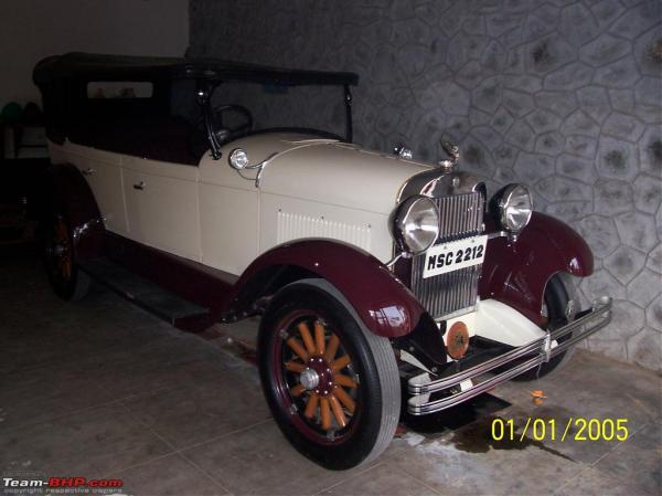 Essex Second Series 1928 #5