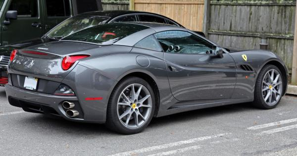 Ferrari California #2