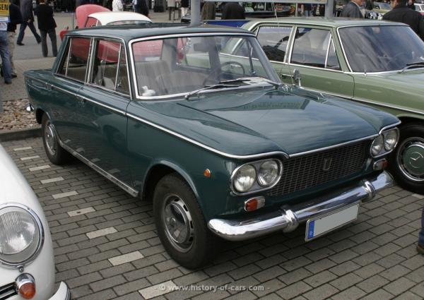 1961 Fiat 1500 Information And Photos Momentcar