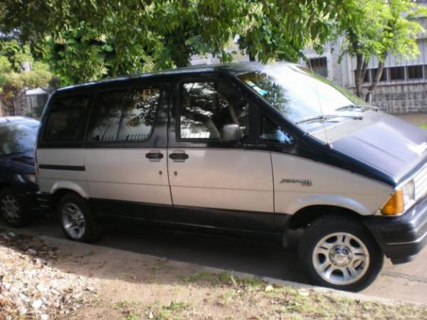 Ford Aerostar XL Plus #4
