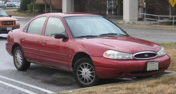 Ford Contour 2000 #2