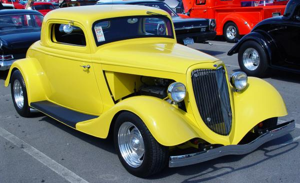 Ford Coupe #4