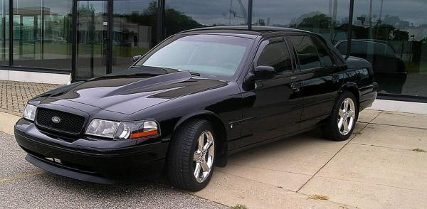 Ford Crown Victoria 2003 #5