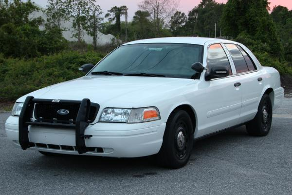 Ford Crown Victoria 2003 #1