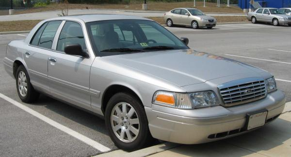 Ford Crown Victoria 2007 #5