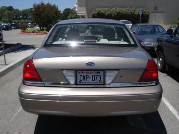 Ford Crown Victoria 2009 #1