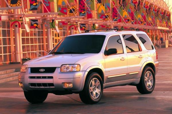 Ford Escape HEV #5