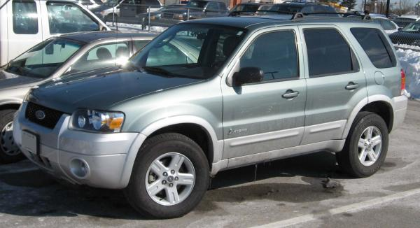 Ford Escape Hybrid 2007 #1