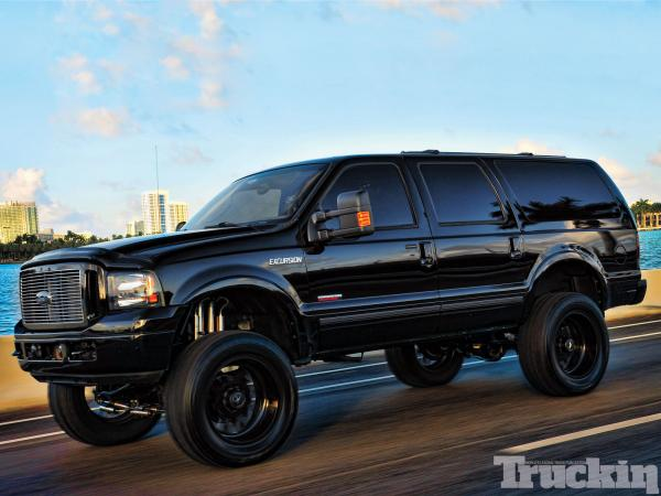 Ford Excursion 2004 #5