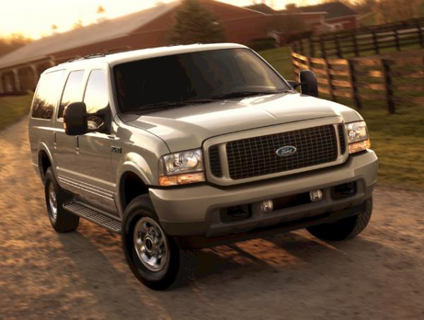 Ford Excursion 2004 #3