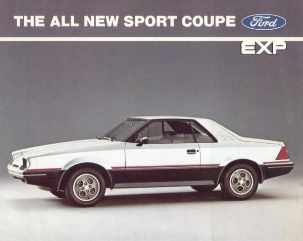 Ford EXP #4