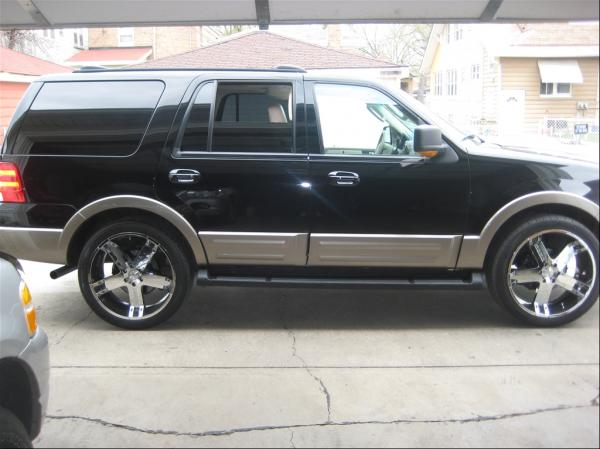 Ford Expedition 2003 #4