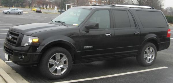 Ford Expedition 2008 #3