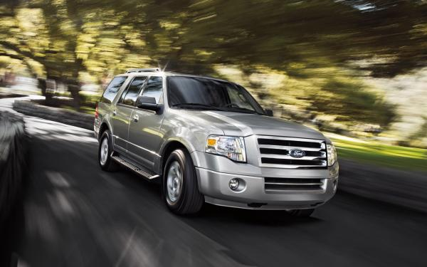 Ford Expedition 2013 #5
