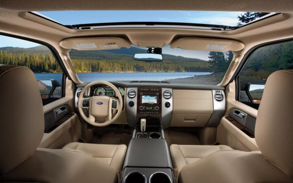 Ford Expedition 2013 #1