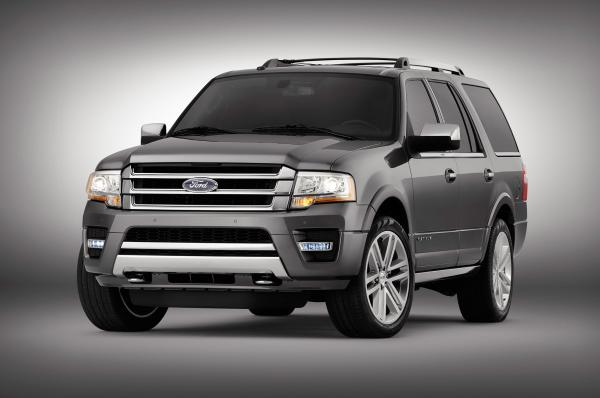 Ford Expedition 2015 #1