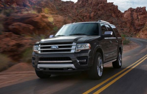 Ford Expedition 2015 #2