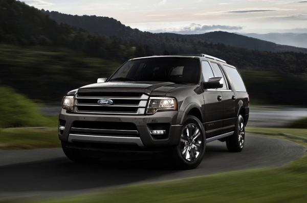 Ford Expedition 2015 #3