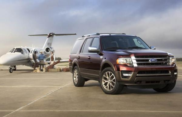 Ford Expedition 2015 #5