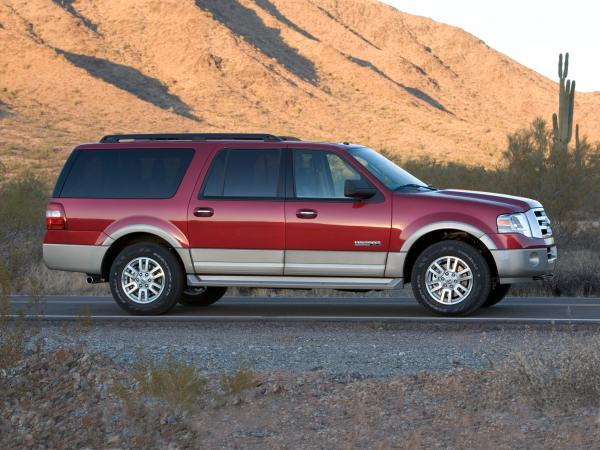 Ford Expedition EL XL #3