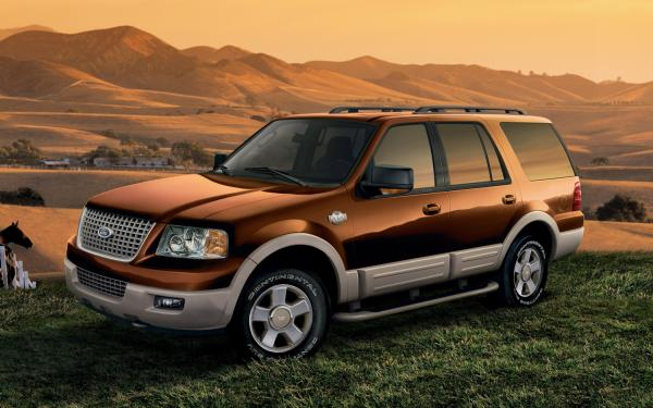 Ford Expedition King Ranch #1