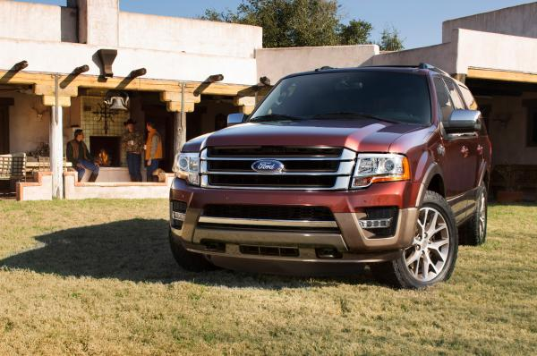 Ford Expedition King Ranch #2