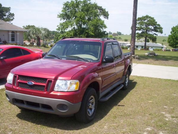 Ford Explorer Sport Trac 2001 #2