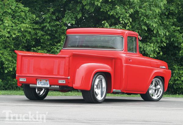 1957 Ford F100 - Information and photos - MOMENTcar