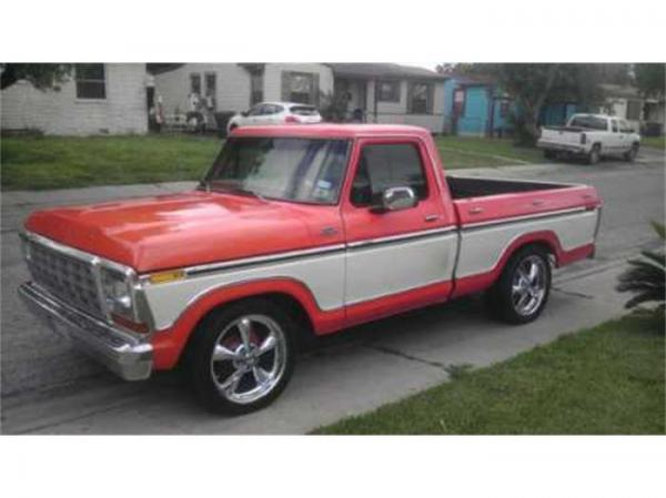 1978 ford f100 information and photos momentcar for Action honda hudson fl