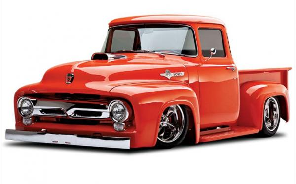 Ford F100 #4