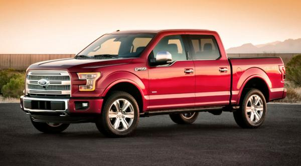 Ford F150 #4