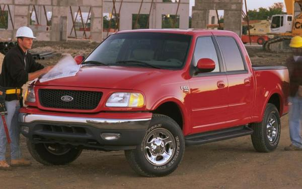 Ford F-150 2001 #1