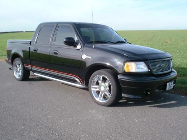 Ford F-150 2001 #3