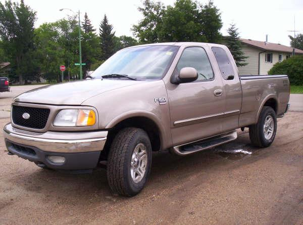 Ford F-150 2001 #4