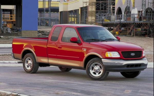 Ford F-150 2002 #3