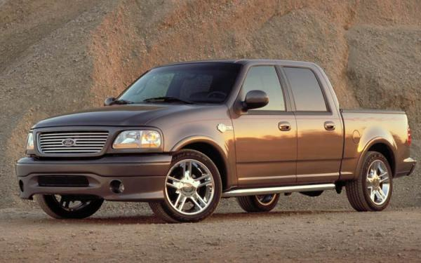 Ford F-150 2002 #4