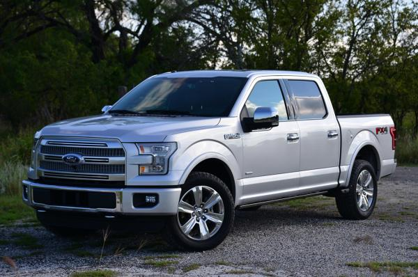 Ford F-150 2015 #3