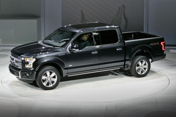 Ford F-150 2015 #5