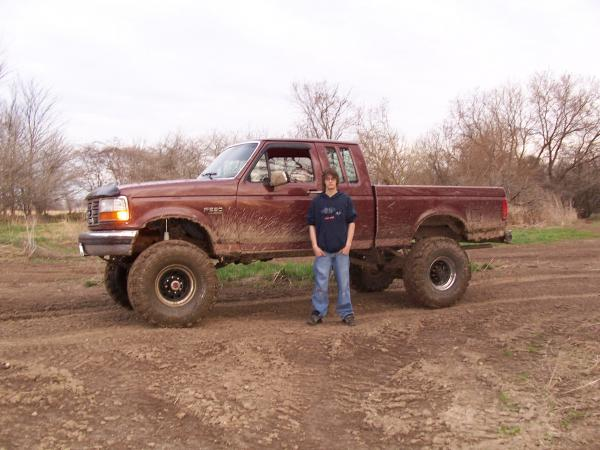 1984 Ford F250