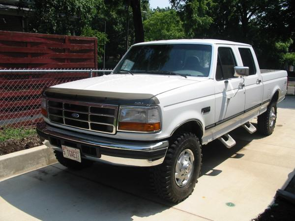 Ford F-250 1998 #5