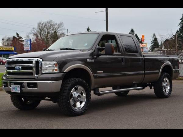 Ford F-250 Super Duty 2007 #1