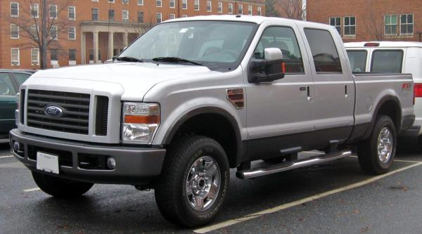 Ford F-250 Super Duty 2007 #3