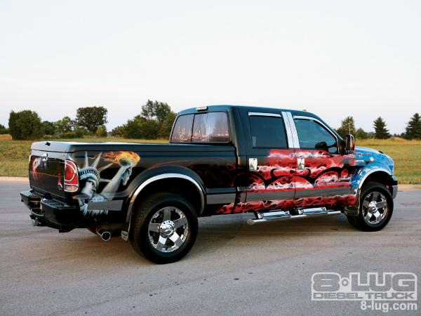 Ford F-250 Super Duty 2007 #4