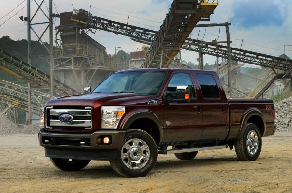 Ford F-250 Super Duty 2015 #3