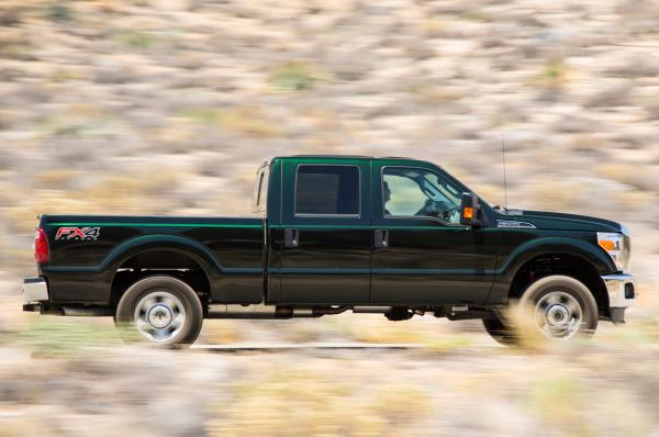 Ford F-250 Super Duty FX4 #4