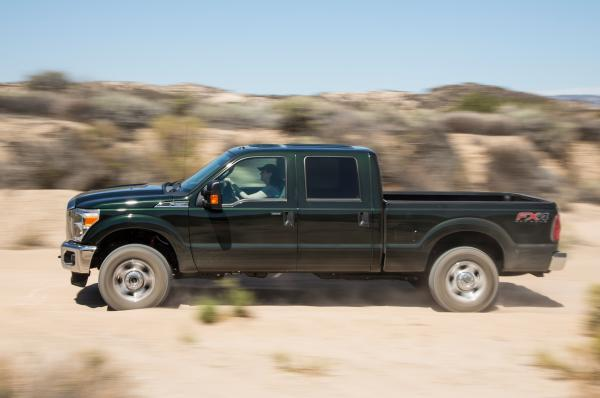 Ford F-250 Super Duty FX4 #5