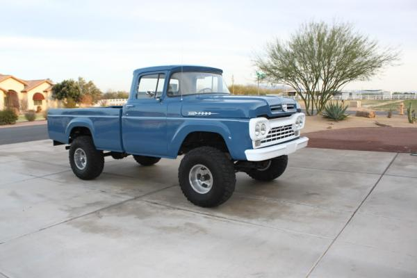1960 Ford F350